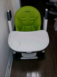 Peg perego siesta highchair King City