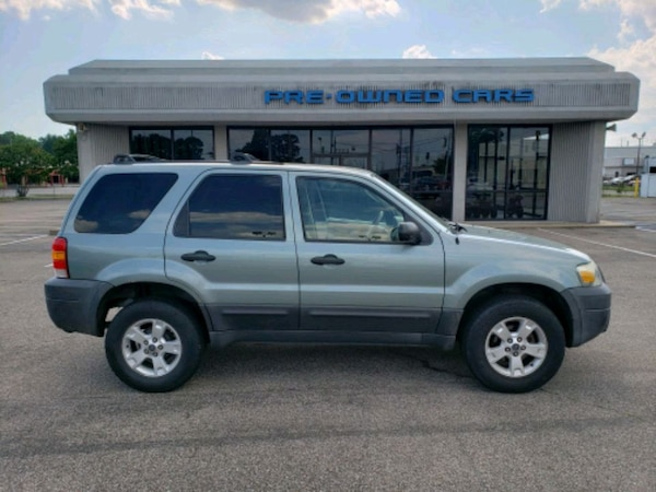 2007 Ford Escape Xlt >> 2007 Ford Escape Xlt