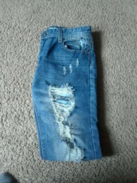 pants slim fit (trill nation) size 32