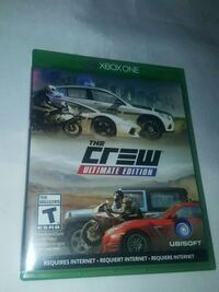$10 THE CREE ULTIMATE EDITION XBOX ONE RACING COPS Chino, 91710