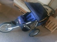 Schwinn jogging stroller.  Good condition.