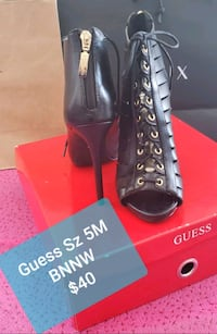 Guess shoes- brand new  Burnaby, V5S 3R2