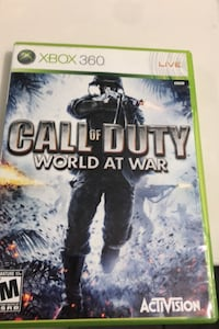 Call of duty WaW Silver Spring, 20906