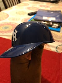 Yankees collection plastic helmet