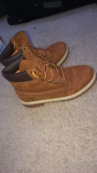 "6"" waterproof Timbs Riverdale, 20737"