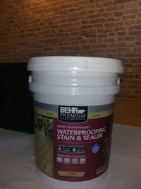 Stain and waterproofing Parkville, 21234