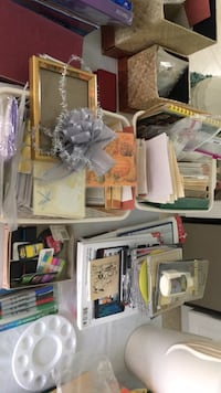 Negotiable, there are stickers for all different occasions gift wrapped post it notes, mini photo albums, cards, frame, photo paper many different items, frames, photo albums.