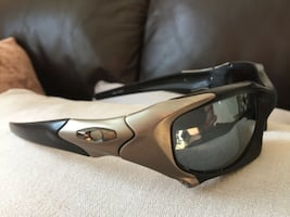 Oakley Pitt Boss Sunglasses