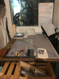 6x4 Cutting Table Los Angeles, 90065