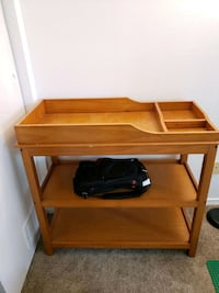 Changing Table or All-Purpose Table/Stand