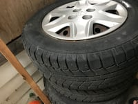 4 winter tires 185/70r14