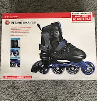 Like New Rollerblades, Fits Size 8 up to 9.5 Hoboken, 07030