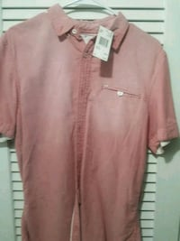 Buffalo men's shirt sizemedium new with tags El Monte, 91732