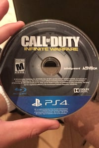COD: IW for ps4 Toronto, M3H 3S6