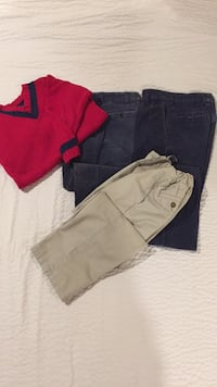 Size 8 Pants&sweater Gainesville, 20155