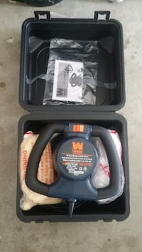 WEN 120-Volt Corded 10 in. Waxer/Polisher in Case with Extra Bonnets (Brand new) Oklahoma City