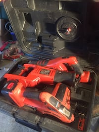 Black & Decker power tool set Waterdown, L0R 2H4