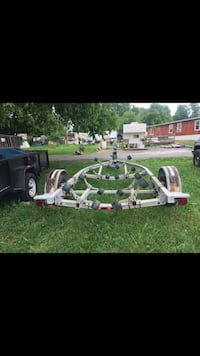 20ft LoadRite Used Boat Trailer 34 km