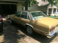 Ford - Fairmont - 1980 Muskegon