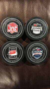 Red Wing Special game pucks