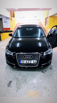 2012 Audi A3 SPORTBACK 1.6 TDI ATTRACTION S.NIC Eski 'Eyüpsultan'