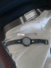 black and silver analog watch Sherwood Park, T8H 2J5