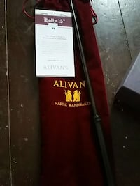 """Alivan's 15"""" Holly Wand with Cleaning Kit"""