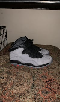 "AIR JORDAN RETRO 10 ""COOL GREY"" Omaha, 68127"