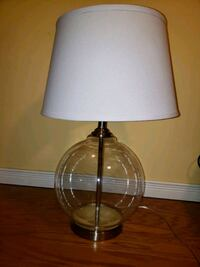 Glass table lamp  Breslau, N0B 1M0