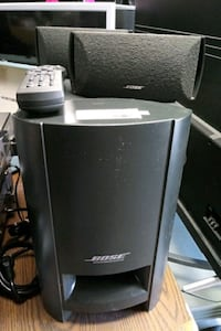 Bose CineMate TV sub speaker system Port Charlotte, 33953