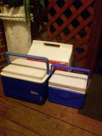 3 coolers Macon, 31204