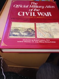 The official military atlas of the civil war  null