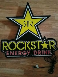Rockstar energy light Las Vegas, 89142