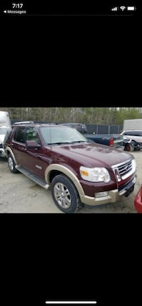 2006 Ford Explorer Eddie Bauer 4.0 4x4 Fort Washington