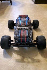 RC brushless motor Rustler Car 100mph