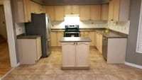Wood Kitchen Cabinets great condition Toronto