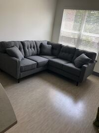 Brand new sectional sofa!
