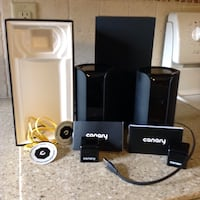 Two canary wireless security system Coopersburg, 18036