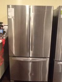 Whirlpool stainless steel french door refrigerator WRF535SMBM $999.99