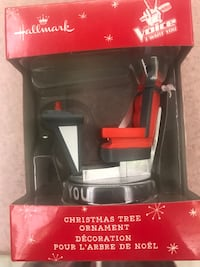 "Brand new ""the Voice"" ornament Welland"
