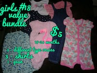 baby's assorted clothes Calgary, T3B 0T3