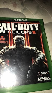 Xbox One Call of Duty Black Ops III Reno, 89521