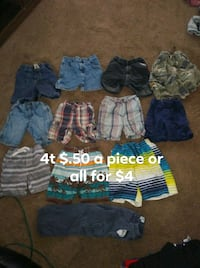 toddler's assorted clothes Wooster, 44691