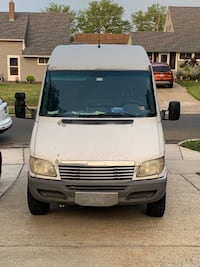 "2005 Dodge Sprinter Van 2500 High Roof 140"" W.B."