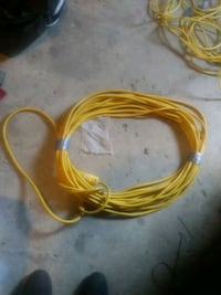 yellow and black coated cable Nampa, 83651