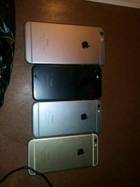 four assorted-color iPhone's New York, 10039