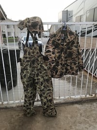 Cabella's Camouflage insulated overalls, jacket & hat Norco, 92860