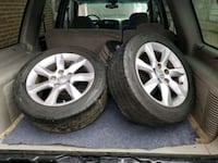 5x120 acura TL wheels and toyo tires Allentown