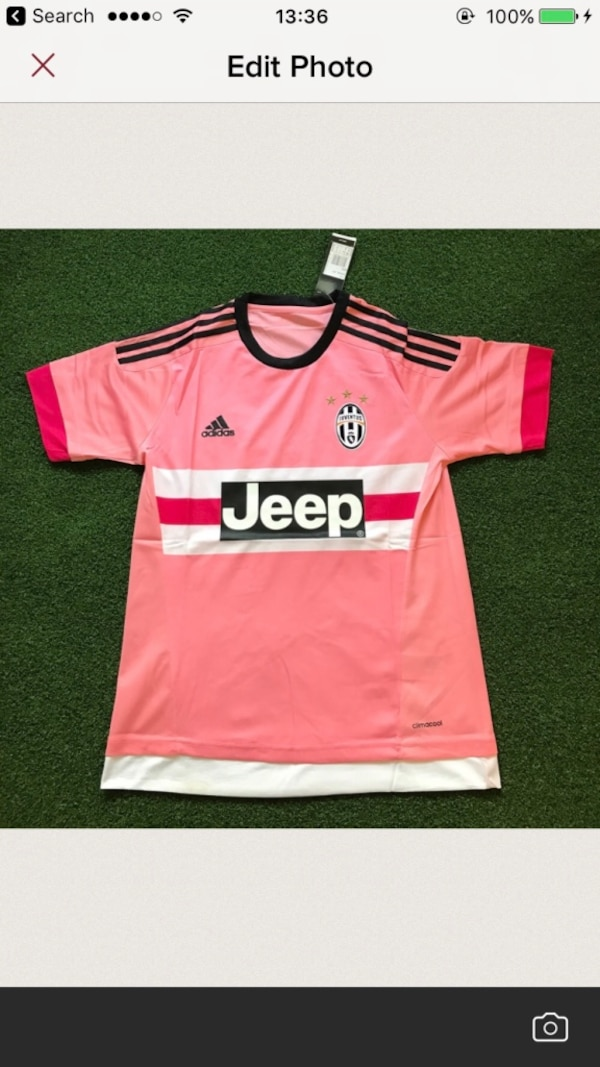 ab5552f9d Used Pink Juventus Soccer Jersey for sale in Los Angeles - letgo