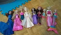 Barbie doll  $30 for all Toronto, M9A 4M6